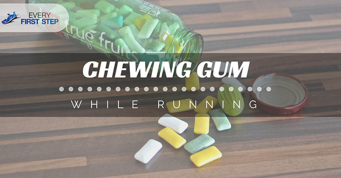 chewing-gum-while-running