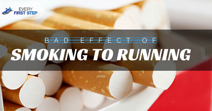 What is the Bad Effect of Smoking to Running