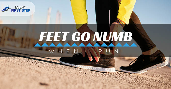 Feet Go Numb When I Run