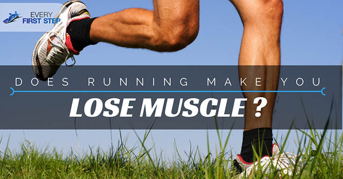 Does Running Make You Lose Muscle