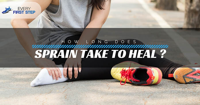 How Long Does A Sprain Take To Heal